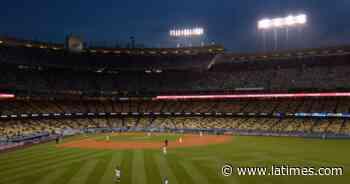 Dodger Stadium to return to full capacity June 15; Angel Stadium on June 17