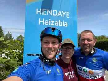 Magny le Hongre : père et fils ont parcouru 1200km à vélo pour aider les enfants atteints d'un cancer - actu.fr
