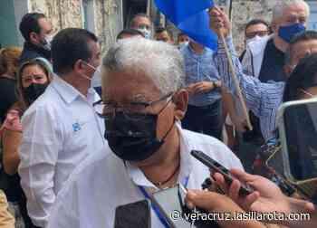 Yunes no definirá a candidato sustituto en el puerto: Guzmán Avilés - La Silla Rota