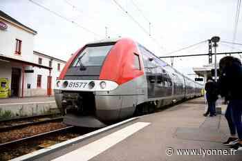 La circulation des trains interrompue entre Laroche-Migennes et Dijon ce week-end - L'Yonne Républicaine
