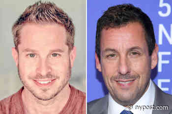 I blew off Adam Sandler 22 years ago — and it's my biggest regret - New York Post
