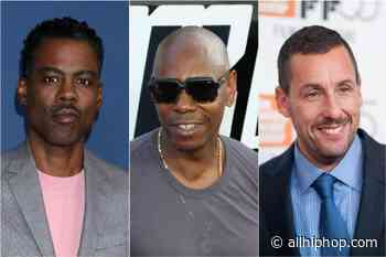 """Chris Rock Teases """"Holy Grail"""" Movie With Dave Chappelle & Adam Sandler - AllHipHop"""