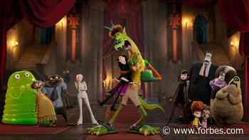 Box Office: Can Sony's 'Hotel Transylvania 4' Succeed Without Adam Sandler? - Forbes