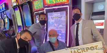 A peine le casino de Sainte-Maxime rouvert, il gagne le jackpot d'une machine à sous - Var-Matin