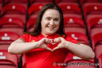 WATCH: Wales Euro 2020 song featuring Welshpool-based fan - Powys County Times