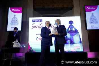 La lucha contra la covid de los colectivos sanitarios, reconocida en los premios Santa Isabel HLA - Efesalud - Noticias