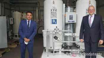 Sauerstoffgeneratoren aus Herrsching für Indien - Kreisbote