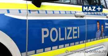 Polizei: Unfall in Nauen - Märkische Allgemeine Zeitung