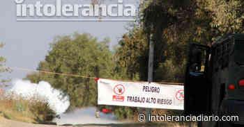 """Tepeaca, """"epicentro"""" en robo de gas LP en Puebla, destaca Igavim - Intolerancia Diario"""