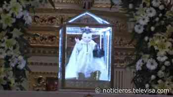 Por COVID-19 suspenden por segunda ocasión los festejos al Santo Niño Doctor en Tepeaca - Noticieros Televisa