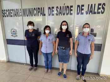 Vigilância Sanitária continua superando desafios no enfrentamento da Covid-19 em Jales – Jales - Saúde – Prefeitura Municipal de Jales