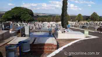 Ladrões invadem cemitério em Marialva e furtam placas de bronze de túmulos - GMC Online
