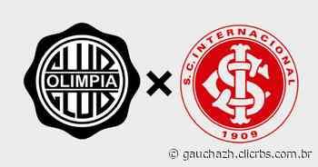 OUÇA AGORA: Olimpia x Inter pela Libertadores - GZH