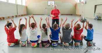 Vorbereitungen laufen: Eschweiler folgt dem Stolberger Beispiel beim Sportgutschein - Aachener Zeitung
