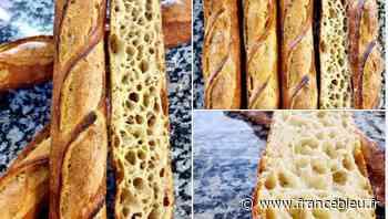 La meilleure baguette tradition de sud Aquitaine est à Mimizan au Fournil de Véro et Laulau - France Bleu