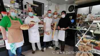 À Grand-Couronne, une nouvelle boulangerie s'installe dans le centre - Paris-Normandie