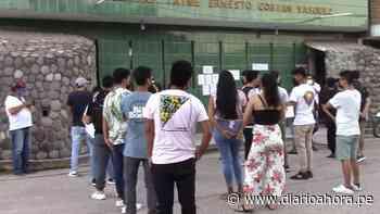 32 menores caen en fiesta COVID Juanjuí - DIARIO AHORA