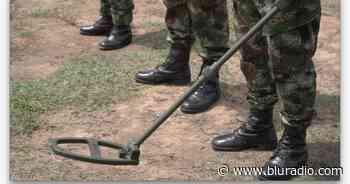 Con equipo militar de Bogotá se adelantará el desminado humanitario en Murindó, Antioquia - Blu Radio