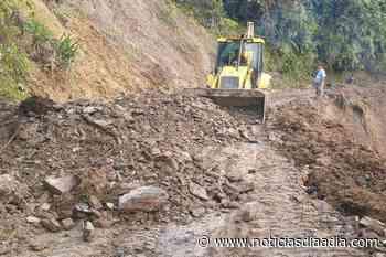 Abandonadas y deterioradas están las vías veredales de Topaipí, Cundinamarca - Noticias Día a Día
