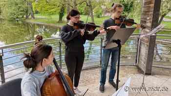 Jugendorchesterschule Weimar-Apolda verdient Geld durchs Üben - MDR