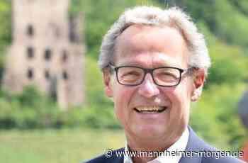 Wie der Schriesheimer Bürgermeister Hansjörg Höfer seinen 65. Geburtstag feiert - Schriesheim - Nachrichten und Informationen - Mannheimer Morgen