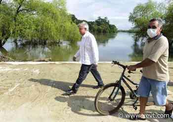 Pasando las elecciones se retomará el proyecto para que Tepetitán, Macuspana tenga su propia ruta turística - XeVT 104.1 FM   Telereportaje
