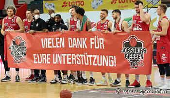 Basketball: Giessen 46ers erhalten Wildcard und bleiben in der BBL - SPOX.com