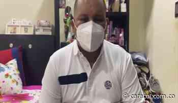 Alcalde de San Jacinto del Cauca en Bolívar dio positivo para COVID-19 - Caracol Radio