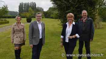 Dans le canton de Templeuve, Joëlle Cottenye et Sylvain Clément pour «poursuivre le travail» - La Voix du Nord