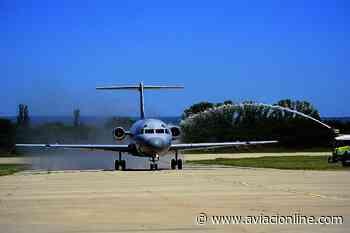 Vuelos programados de LADE a Conlara y Villa Mercedes - Aviacionline.com