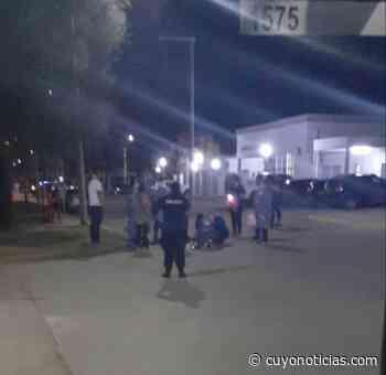 Villa Mercedes: un hombre con Covid-19 murió al frente del Hospital - CuyoNoticias