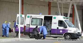 Un militar falleció en la puerta de un hospital de Villa Mercedes por coronavirus - Vía País