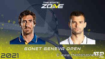 2021 Geneva Open Quarter-Final – Pablo Cuevas vs Grigor Dimitrov Preview & Prediction - The Stats Zone
