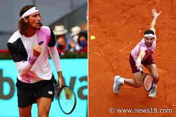 Grigor Dimitrov Stunned by Spanish Qualifier Alejandro Davidovich Fokina in Ital - News18