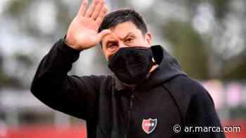 Un escándalo: Germán Burgos se fue de Newell's - Marca Claro Argentina