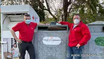 Altpapier-Container bleiben in Kierspe ein Dauerthema - come-on.de