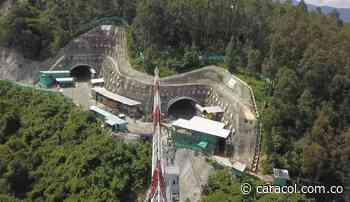 Terminó la excavación del Túnel de Amagá - Caracol Radio