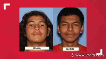 Mattawa drive-by shooting suspects at-large, considered armed and dangerous - KREM.com