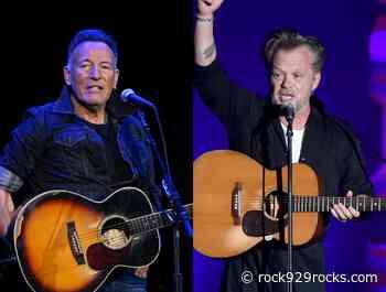 Bruce Springsteen to Appear on New John Mellencamp Album - Rock 92.9