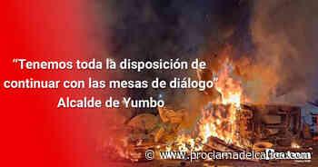 Dos muertos y 34 personas heridas dejó enfrentamientos en Yumbo - Proclama del Cauca