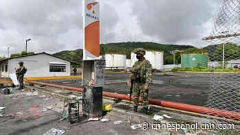 Explosión sacude a la ciudad de Yumbo en Colombia durante una ola de incidentes violentos - CNN