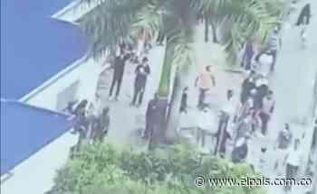 Ejército rechaza afirmaciones calumniosas sobre video junto a encapuchados en Yumbo - El País – Cali