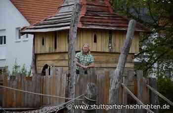 Experte in Leinfelden-Echterdingen - Dieser Mann weiß alles über Spielplätze - Stuttgarter Nachrichten