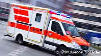 65-jähriger Motorradfahrer schwer verletzt - Süddeutsche Zeitung