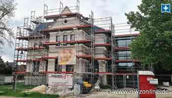 AMG Friesoythe: Bau soll zum neuen Schuljahr fertig sein - Nordwest-Zeitung