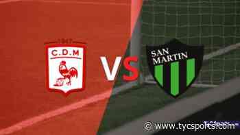 Se suspende el partido entre Dep. Morón y San Martín (SJ) - TyC Sports