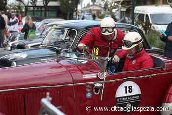 Terre di Canossa, la gara delle auto storiche arriva anche a Pontremoli - Città della Spezia