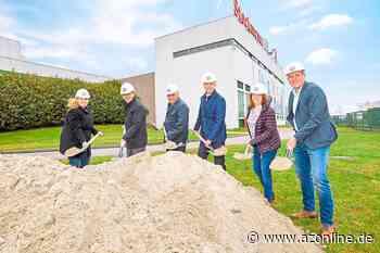 Stockmeyer investiert 23 Millionen in zwei Jahren: Bekenntnis zum Standort - Sassenberg - Allgemeine Zeitung