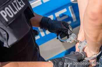 BPOL NRW: Fahndungserfolg der Bundespolizei; 25-jähriger Rumäne in Straelen verhaftet - Presseportal.de