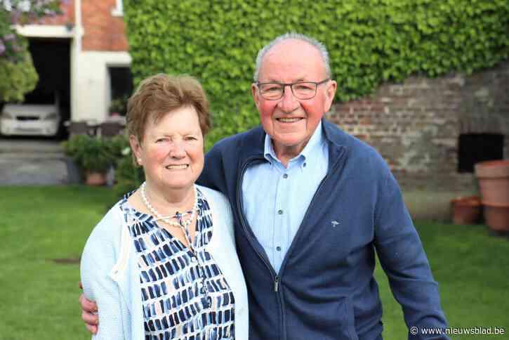 Godelieve en Gerard zijn zestig jaar getrouwd
